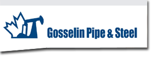 Image: Logo - Gosselin Pipe & Steel